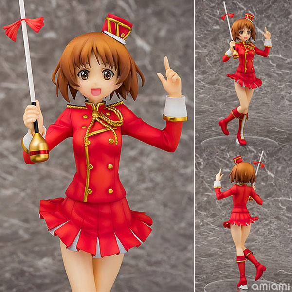 Girls und Panzer - Miho Nishizumi Marching Band style 1/8 Complete Figure(Pre-order)