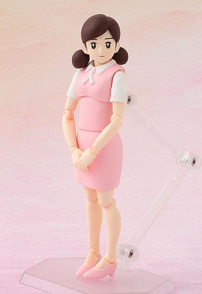 figma - Cup no Fuchiko: figma no Fuchiko Pink(Pre-order)