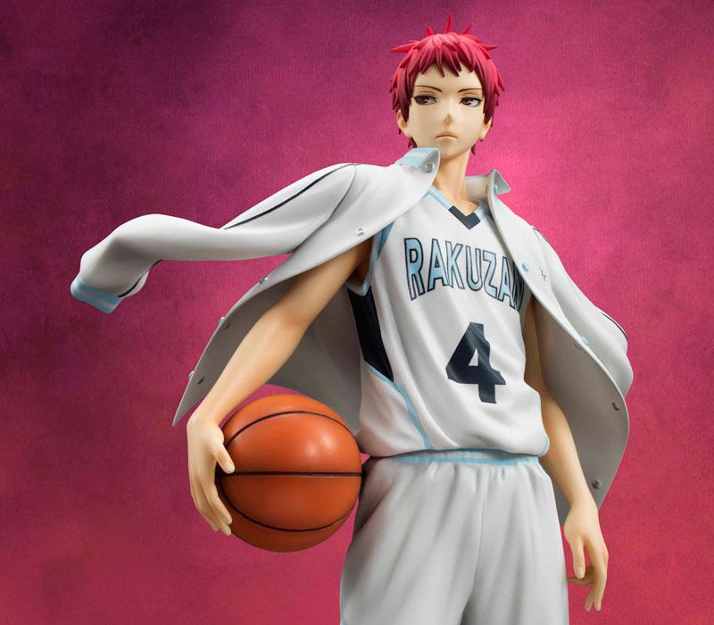 (Pre-order) Kuroko's Basketball: Seijuro Akashi 1/8 Complete Figure
