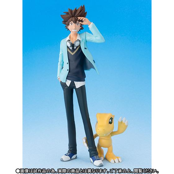Figuarts ZERO Yagami Taichi & Agumon Digimon Adventure Tri ver. (Tamashii Web Shouten exclusive)