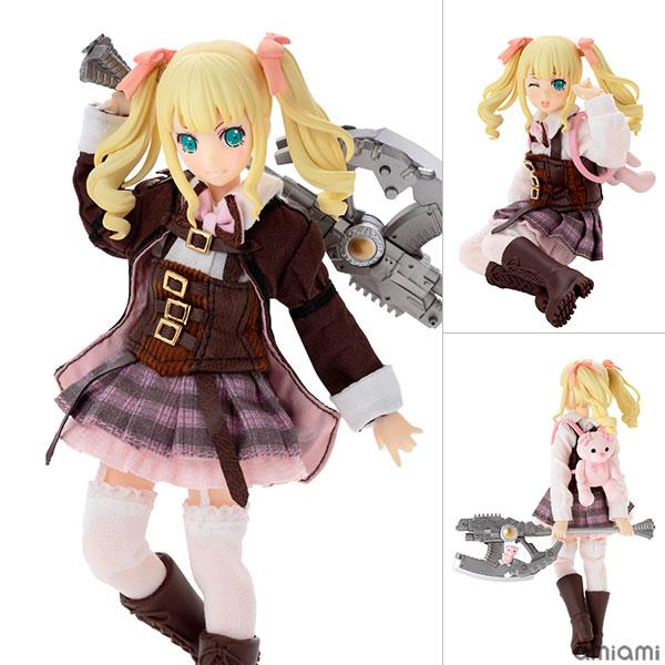 "1/12 Assault Lily Series 038 ""Assault Lily Gaiden"" Clara Yuuko Narumi Complete Doll(Pre-order)"