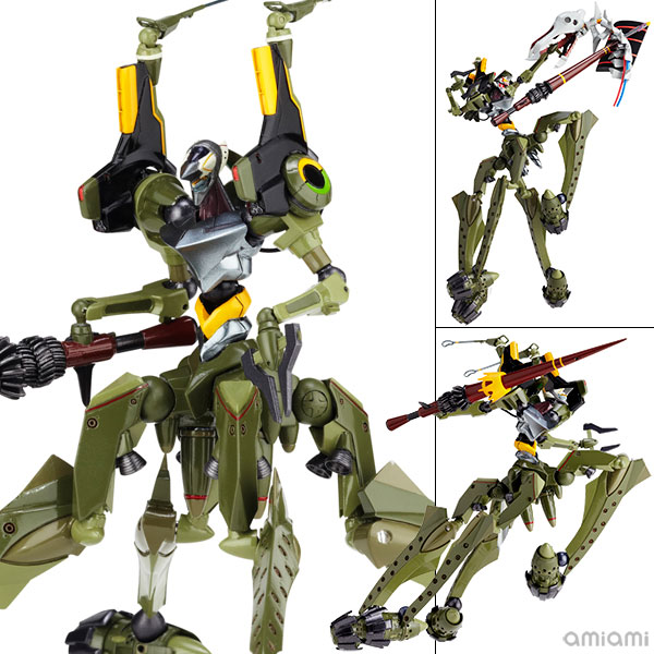 "Revoltech EVANGELION EVOLUTION EV-008 Provisional Unit EVA-05 ""Evangelion: 2.0 You Can (Not) Advance""(Pre-order)"