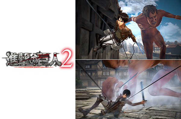 [Bonus] Nintendo Switch Attack on Titan 2 TREASURE BOX(Pre-order)