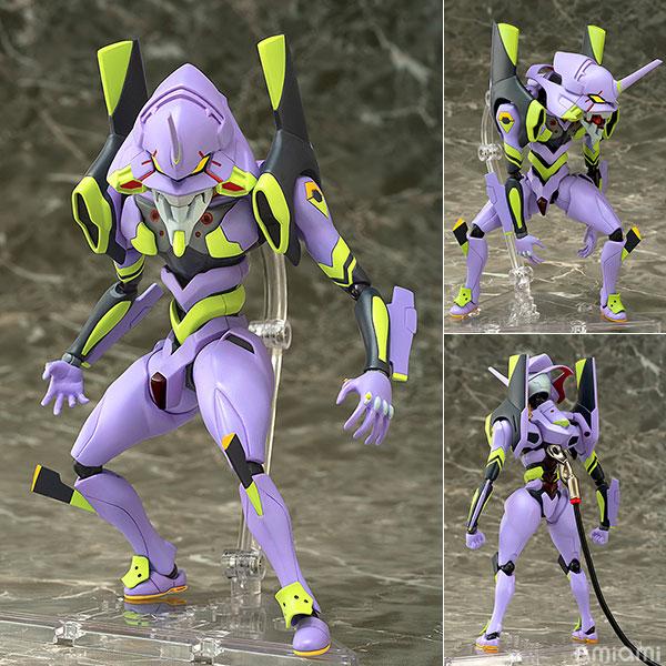 Parfom - Rebuild of Evangelion: Evangelion Unit-01 Posable Figure(Pre-order)