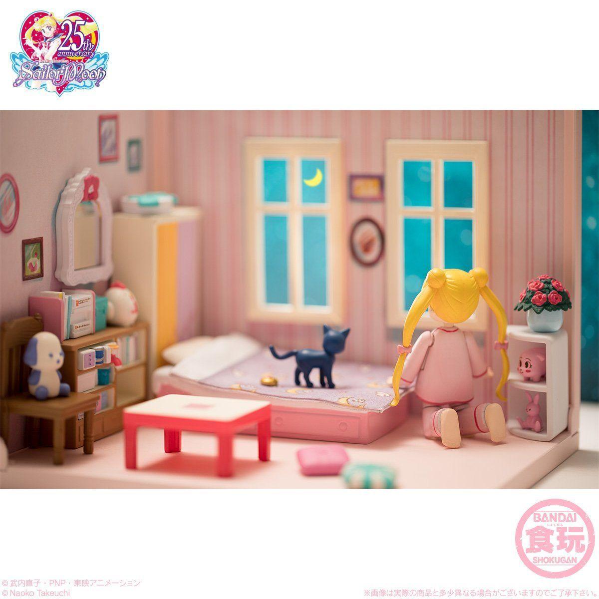 Sailor Moon - Usagi's Bedroom (Limited Pre-order)