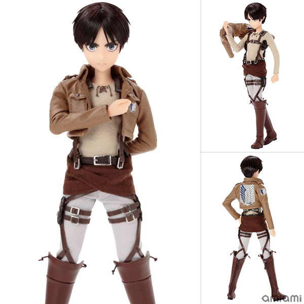 1/6 Asterisk Collection Series No.011 Attack on Titan - Eren Yeager Complete Doll(Pre-order)