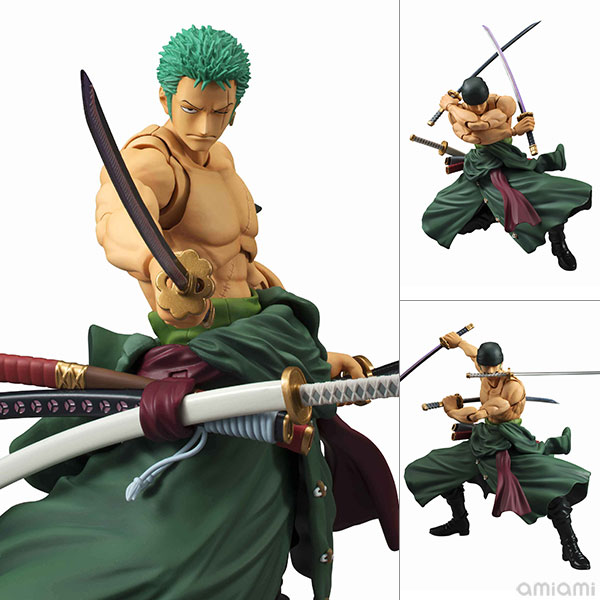 Variable Action Heroes - ONE PIECE: Roronoa Zoro Action Figure(Pre-order)