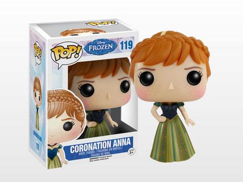 (Pre-order) POP! Disney - Frozen: Anna (Coronation ver.)