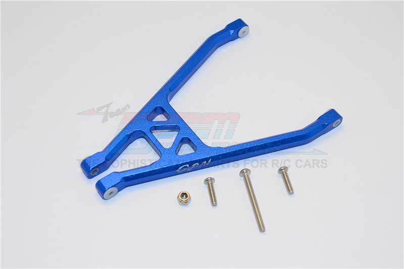 ALUMINUM REAR AXLE SUPPORT A FRAME - 5PC SET