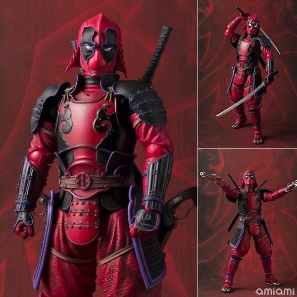 "Meishou MANGA REALIZATION - Kabukimono Deadpool ""Deadpool / Marvel Comics""(Pre-order)"