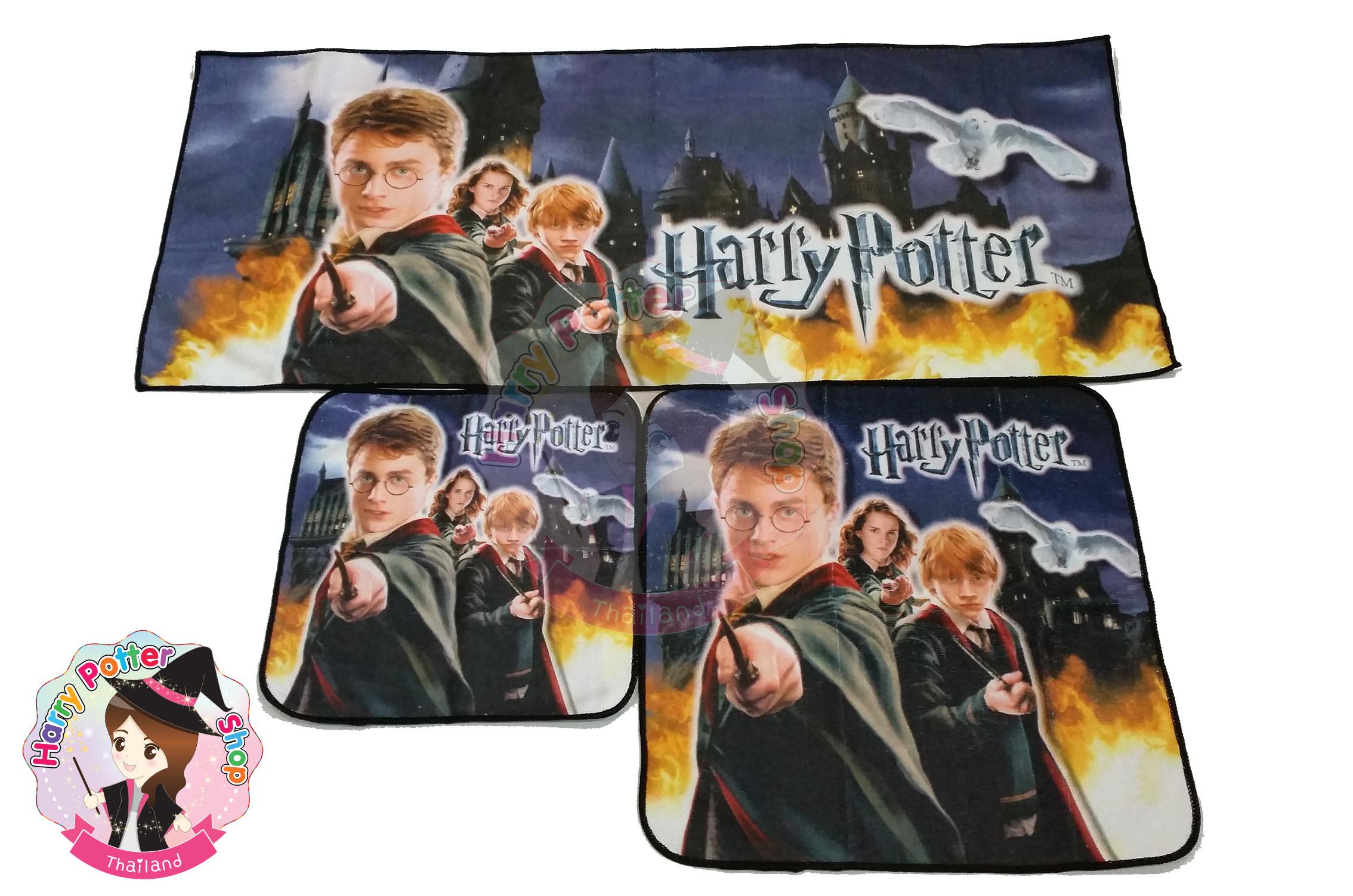 ผ้าขนหนูแฮร์รี่ พอตเตอร์ ลิขสิทธิ์แท้ญี่ปุ่น
