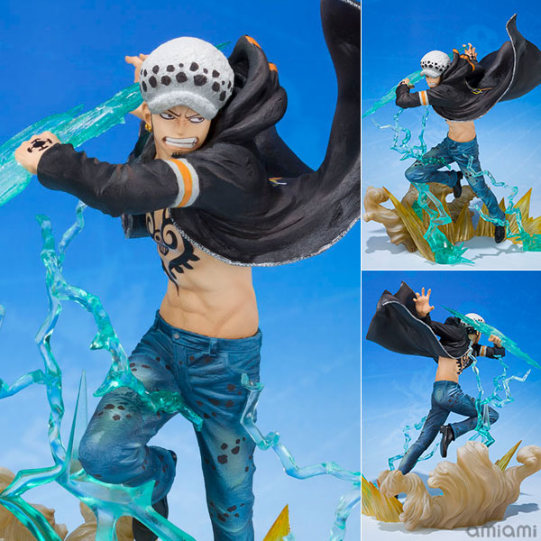 "Figuarts ZERO - Trafalgar Law -Gamma Knife- ""ONE PIECE""(Pre-order)"