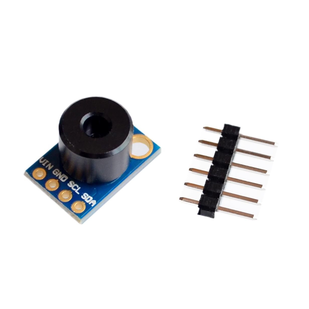GY-906 Infrared Temperature Sensor Module MLX90614ESF เซ็นเซอร์อุณหภูมิแบบไร้สัมผัส