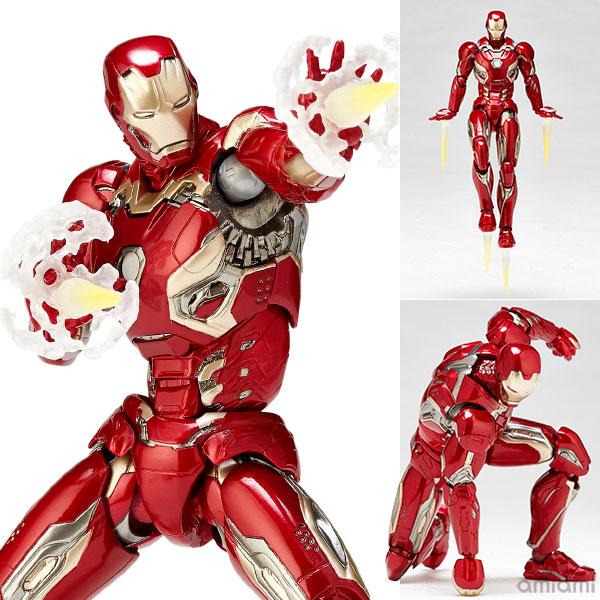 Figure Complex MOVIE REVO Series No.004 Iron Man Mark 45(Pre-order)