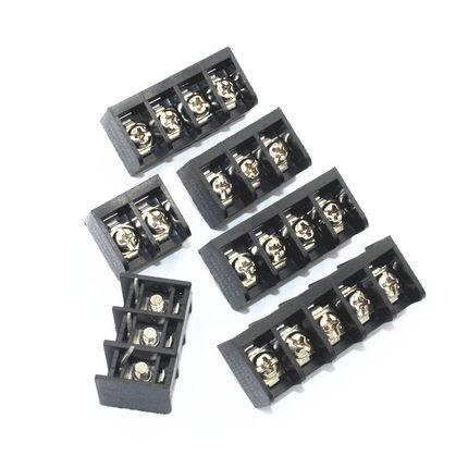 ขั้วต่อTerminals blocks 6ขา ระยะขา 10mm 300V/25A