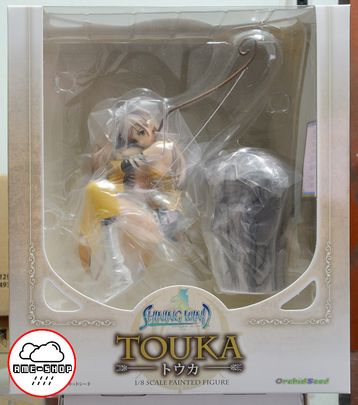 Shining Wind - Touka 1/8 Complete Figure(In-Stock)