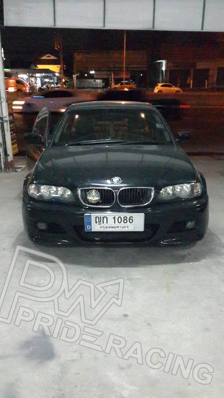 ชุดท่อไอเสีย BMW E46 318i by PW PrideRacing