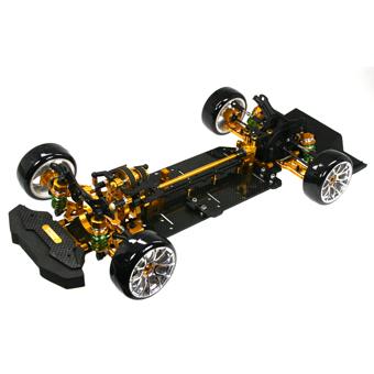 TT02-FRD Drift GRT Modified Chassis Kit