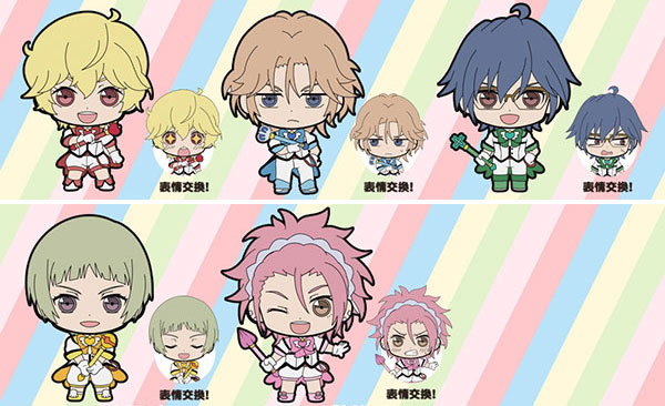 Picktam! - Binan Koukou Chikyuu Bouei-bu LOVE! 5Pack BOX(Pre-order)