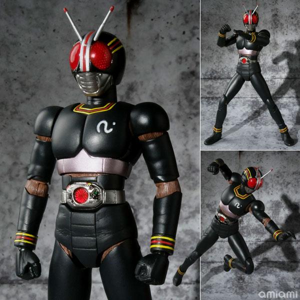 "S.H. Figuarts - Kamen Rider Black ""Kamen Rider Black""(Pre-order)"