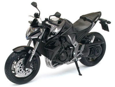 1/12 Complete Motorcycle Model Honda CB1000R (Black)(Released)
