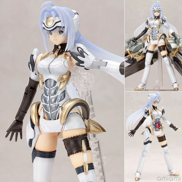XenosagaI - KOS-MOS Ver.1 1/12 Plastic Model(Released)