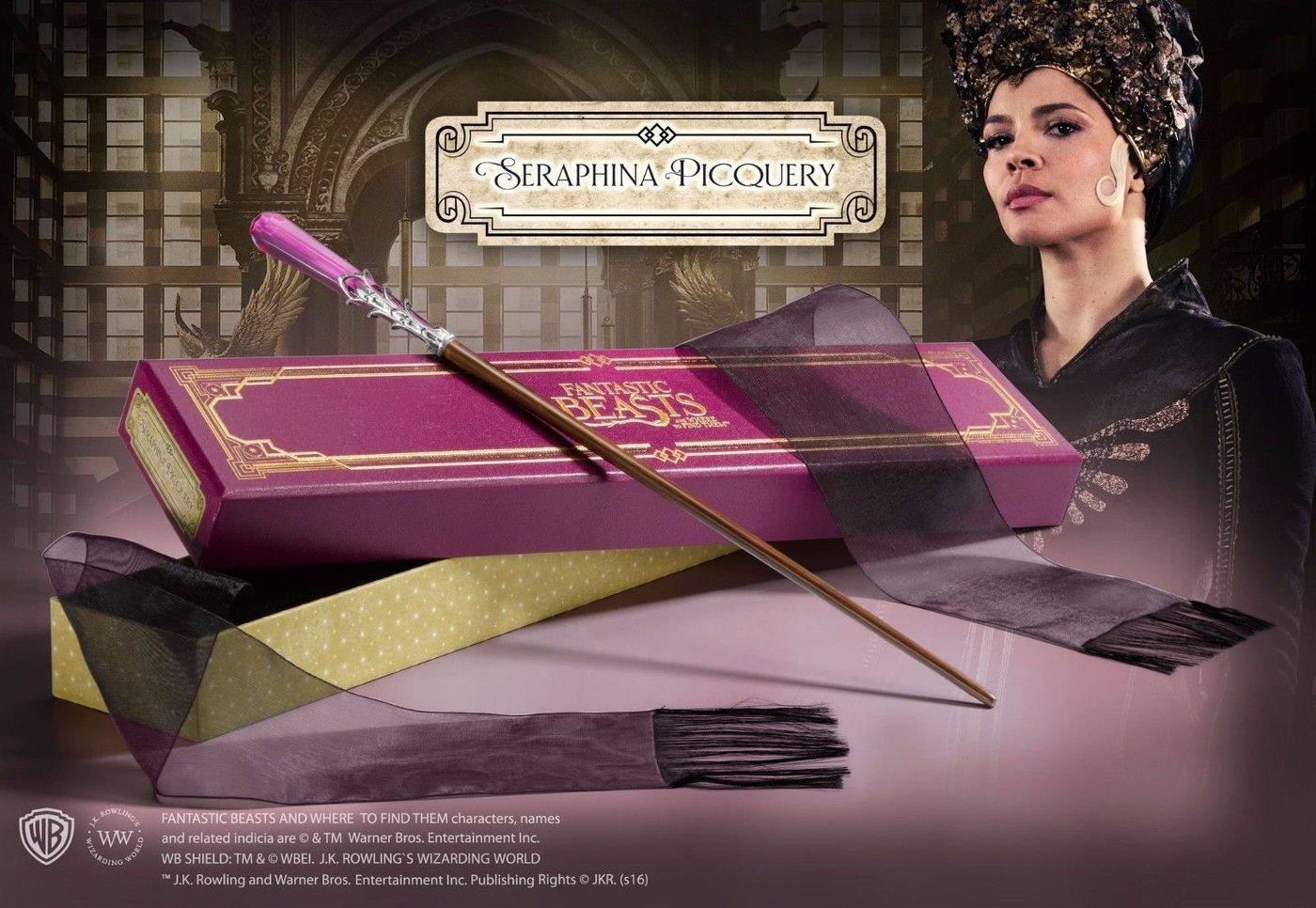 Seraphina Picquery Wand Collector's Box