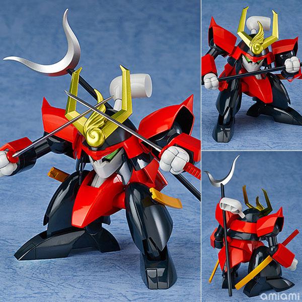 PLAMAX - MS-01 Mashin Hero Wataru: Senjinmaru Plastic Model(Pre-order)