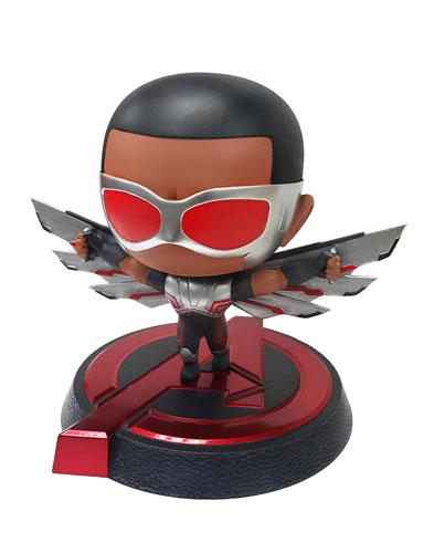 Hero Remix Bobble Head Series - Civil War: Falcon (Complete Figure)(Pre-order)