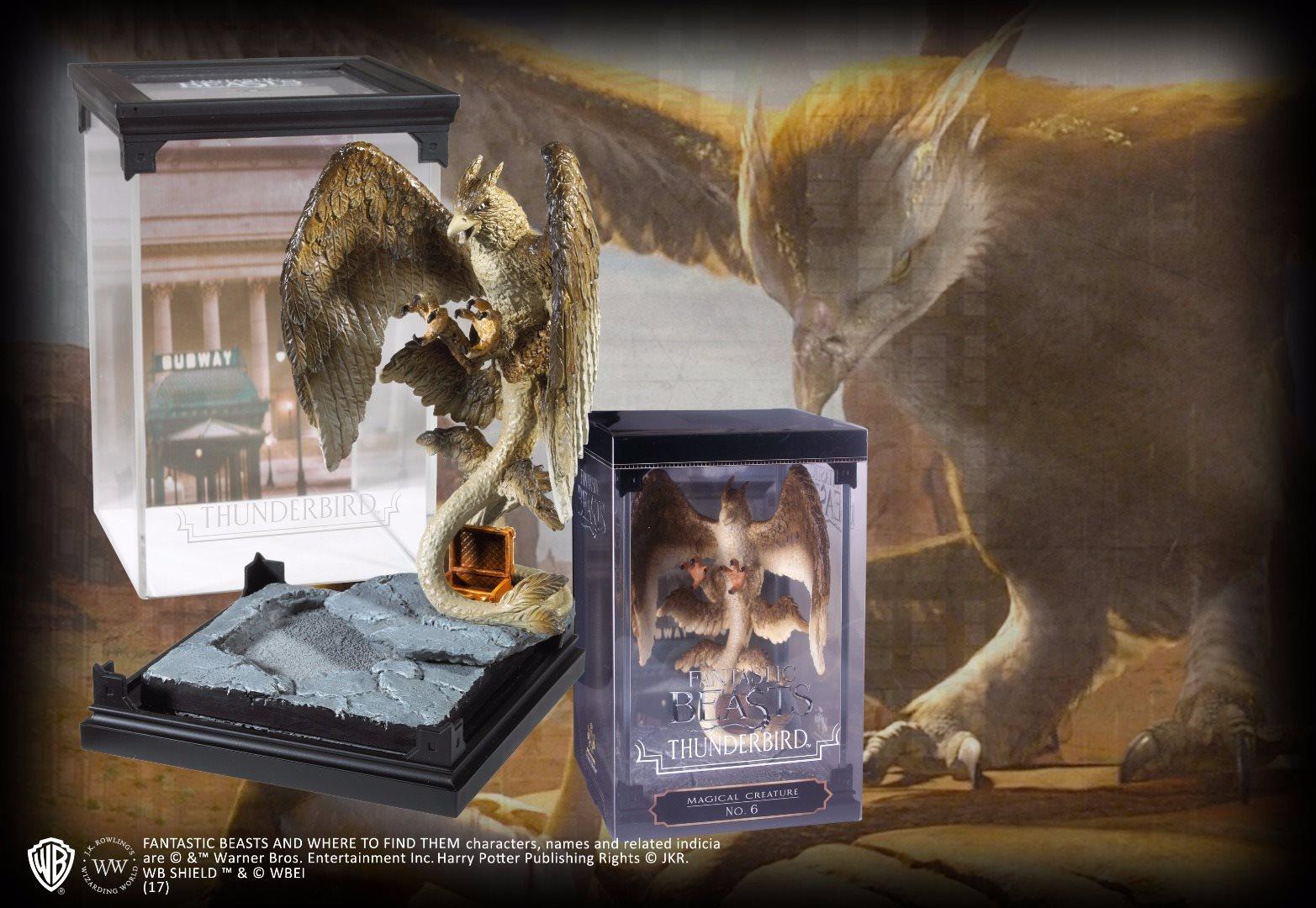Fantastic Beasts Magical Creatures No.6 Thunderbird