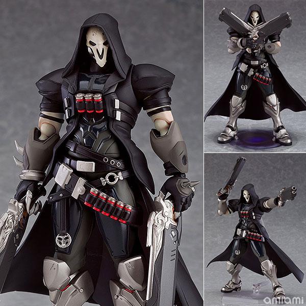 figma - Overwatch: Reaper(Pre-order)
