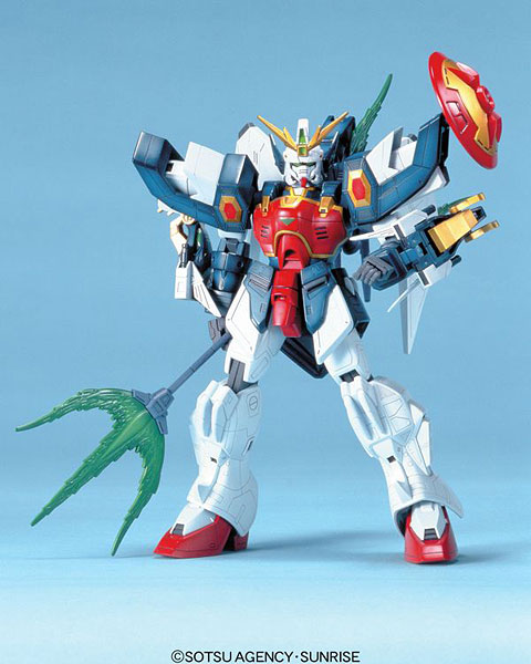 Mobile Suit Gundam Wing 1/100 Altron Gundam Plastic Model(Pre-order)