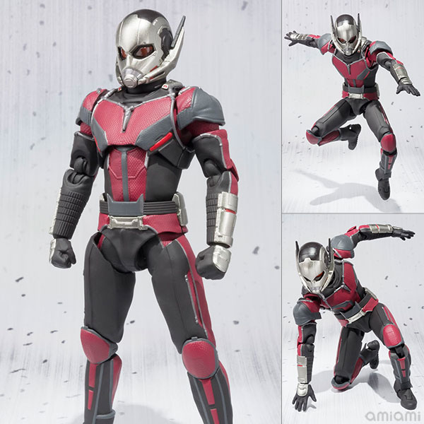 "S.H. Figuarts - Ant-Man (Civil War) ""Captain America: Civil War""(Pre-order)"