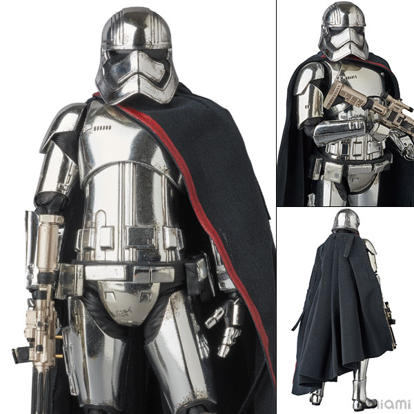"MAFEX No.028 Captain Phasma ""Star Wars: The Force Awakens""(Pre-order)"