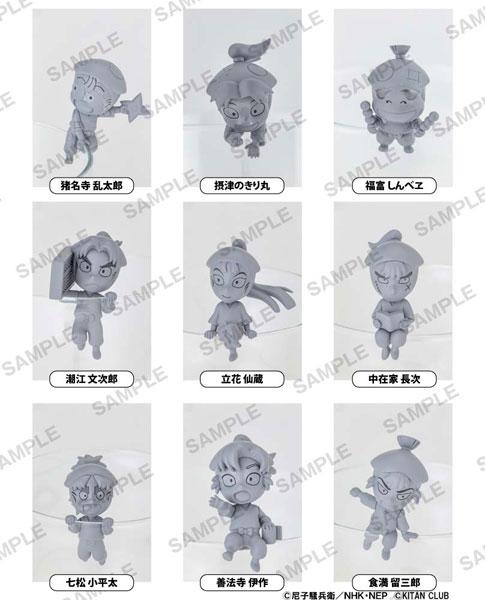 PUTITTO series - Nintama Rantaro 9Pack BOX(Pre-order)