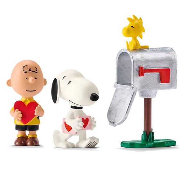 Peanuts - Valentine Day Morning Scenery Pack(Provisional Pre-order)