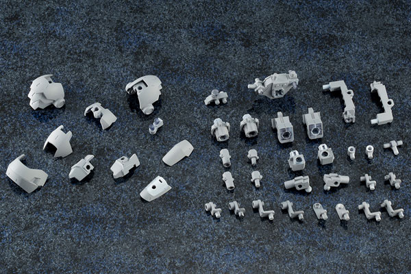 M.S.G Modeling Support Goods - Mecha Supply 08 X Armor B(Pre-order)