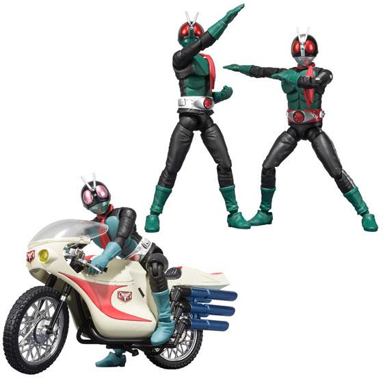 SHODO-X - Kamen Rider 1 10Pack BOX (CANDY TOY)(Pre-order)