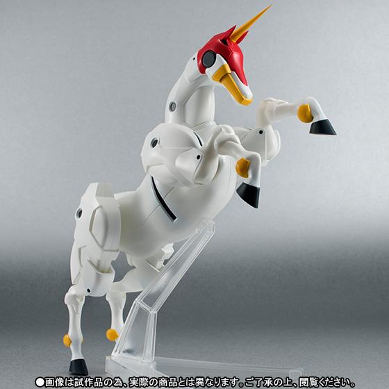 Kidou Butouden G Gundam - Mobile Horse Fuunsaiki - Robot Damashii - Robot Damashii <Side MS>