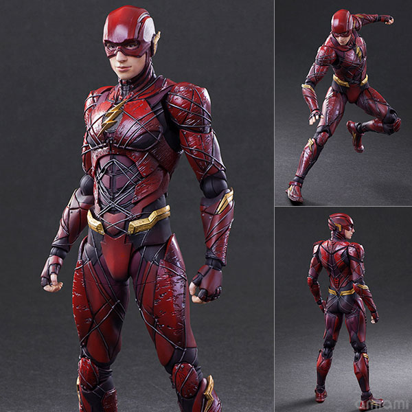Play Arts Kai - JUSTICE LEAGUE: Flash(Pre-order)