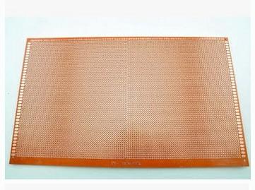 แผ่นปริ๊นอเนกประสงค์ ไข่ปลา Prototype PCB Board 18x30 cm