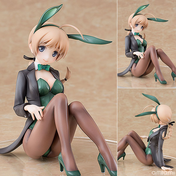 B-STYLE - Strike Witches Operation Victory Arrow: Lynette Bishop Bunny style 1/8 Complete Figure(Pre-order)