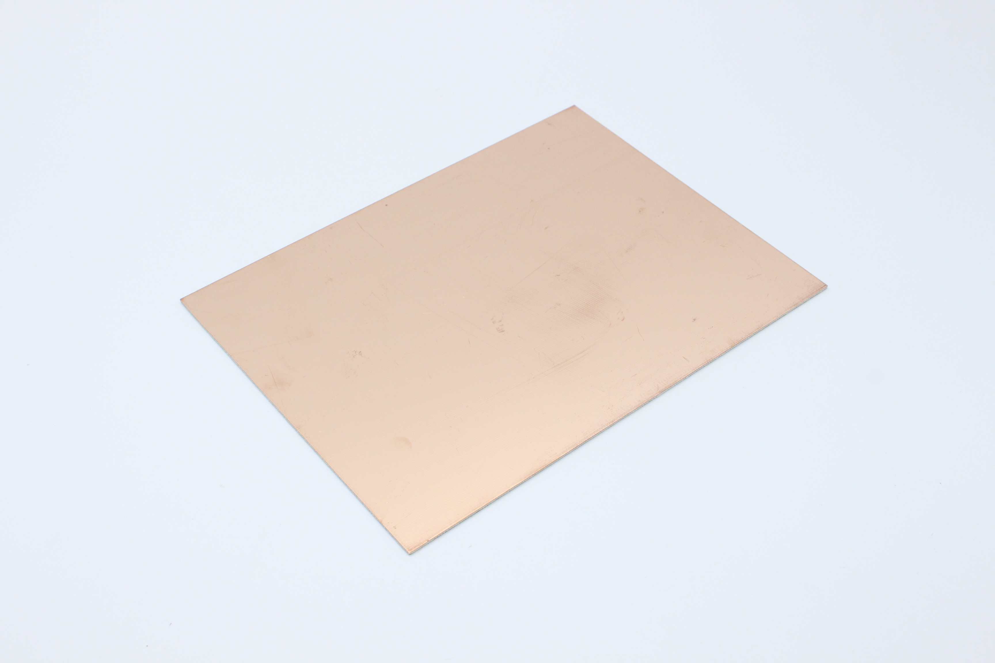 แผ่นปริ๊นอเนกประสงค์ ทองแดงหน้าเดียว หนา 1.5mm Prototype PCB Board 15x20 cm