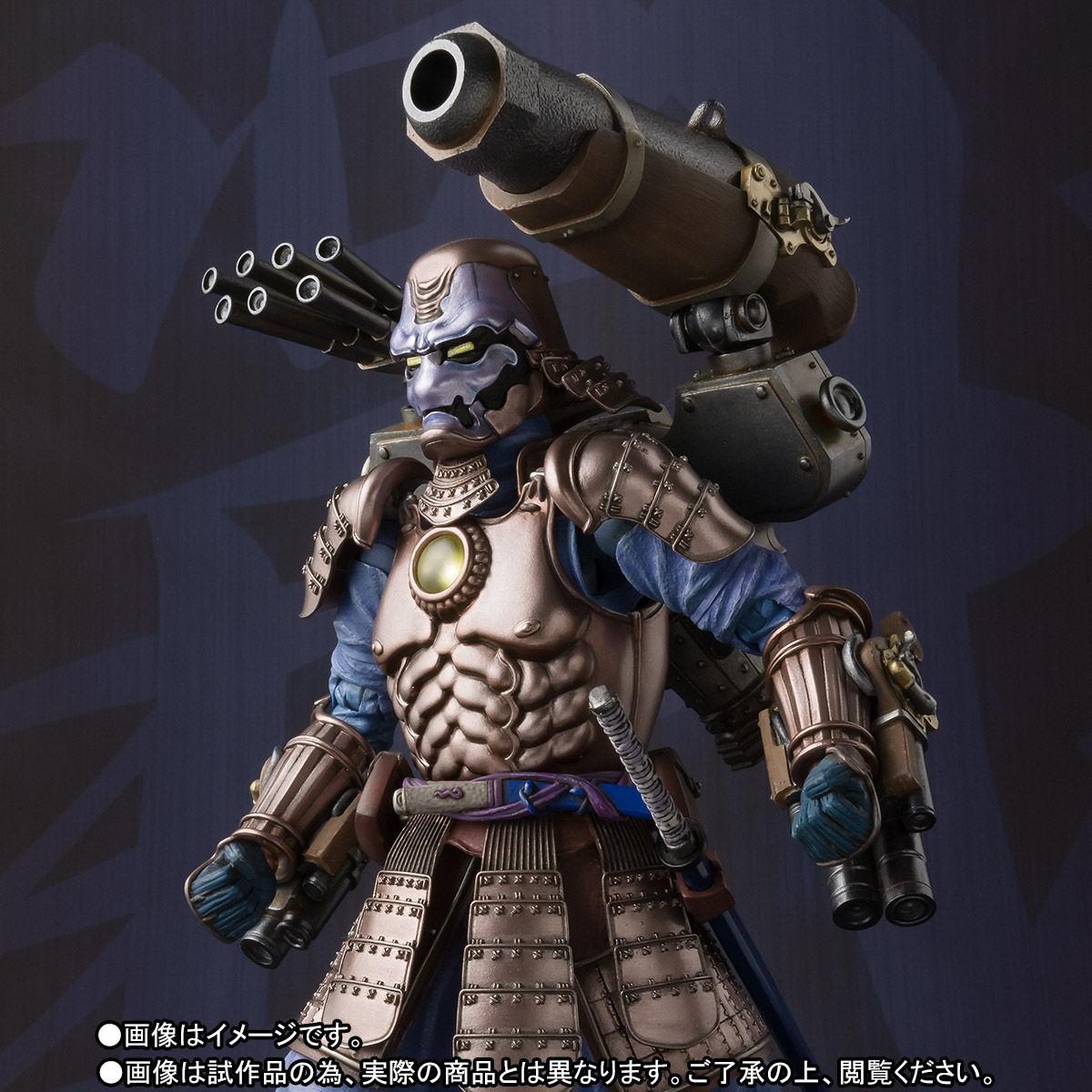 Meishou MANGA REALIZATION - Koutetsu Samurai War Machine (Limited Pre-order)