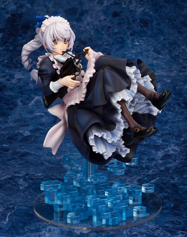 Full Metal Panic! Invisible Victory Teletha Testarossa Maid Ver. 1/7 Complete Figure(Pre-order)