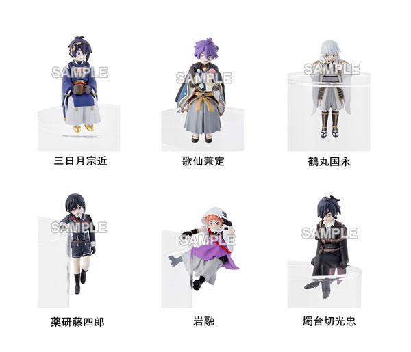 "PUTITTO series - PUTITTO ""Touken Ranbu Online"" 6Pack BOX(Pre-order)"