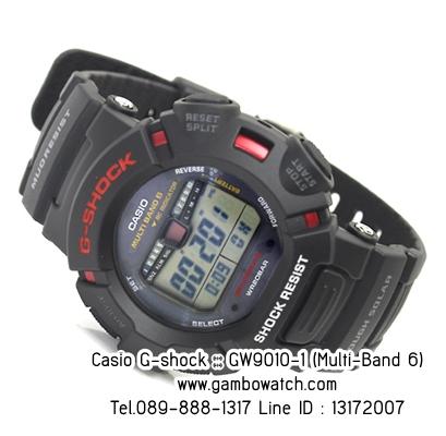 Casio G-Shock Multi-Band 6 Atomic รุ่น GW9010-1
