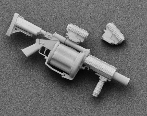 Little Armory LA013 1/12 M32MGL Type Plastic Model(Pre-order)