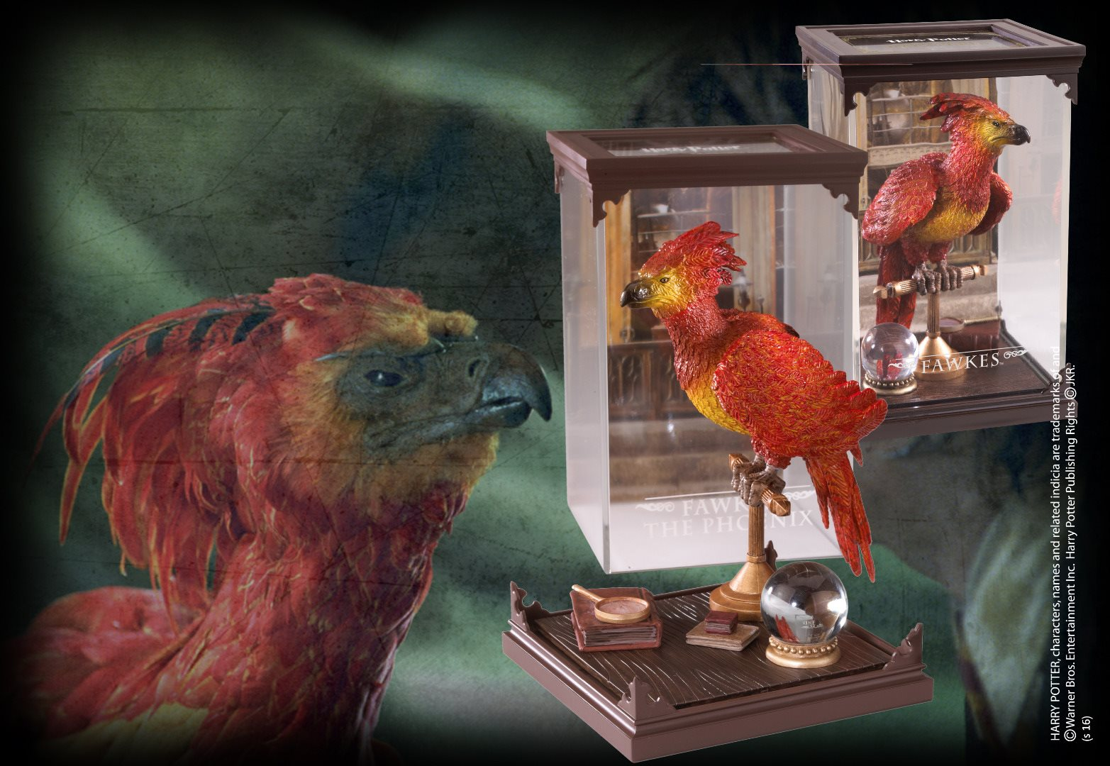 Magical Creatures Fawkes No.8