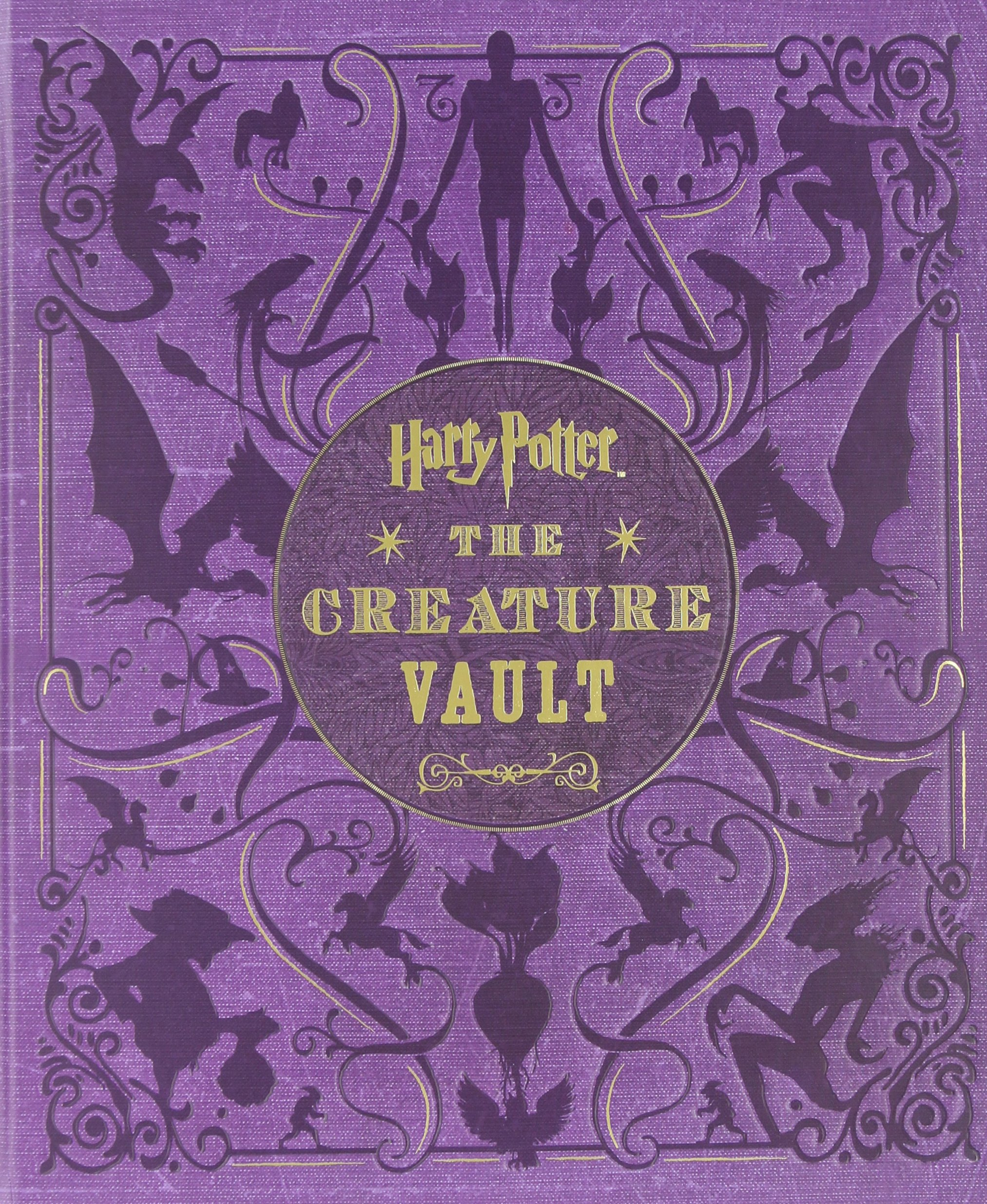Harry Potter : The Creature Vault: The Creatures and Plants of the Harry Potter Films